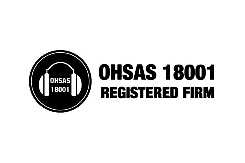 J&G Environmental OHSAS 18001 Registered Firm