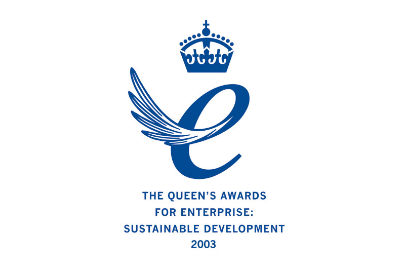 The Queen's Award for Sustainable Development