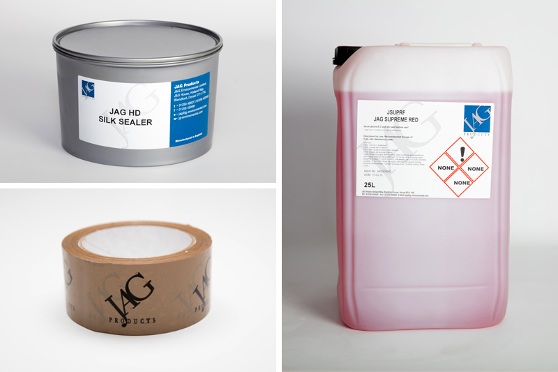 Pressroom Consumables from JAG Products