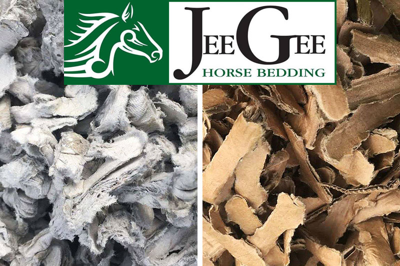 Recycled Animal Bedding from JeeGee