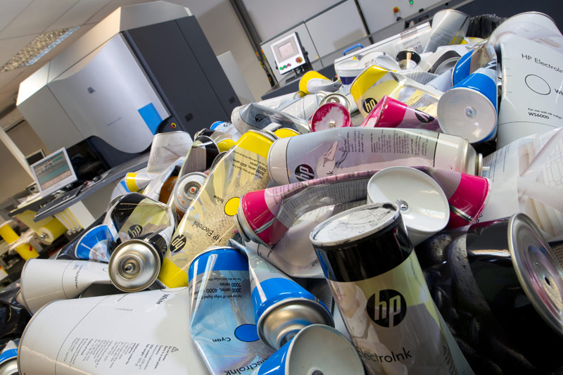 J&G Environmental Printing Waste Management