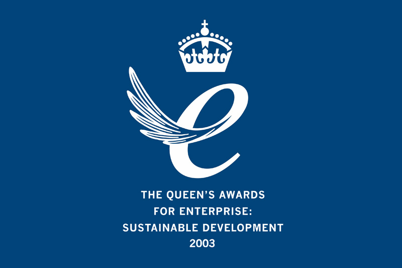 The Queen's Awards for Enterprise: Sustainable Development