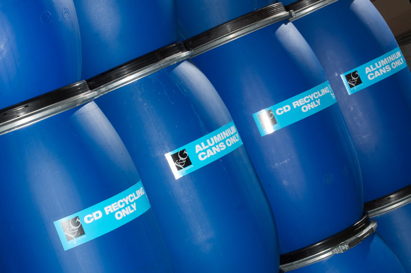 J&G Environmental Waste Containment Drums
