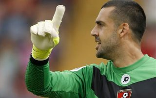 AFC Bournemouth Adam Federici