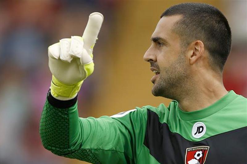 AFC Bournemouth Adam Federici