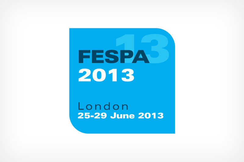 J&G Exhibiting at FESPA 2013