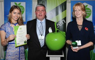 J&G Win Green Apple Award