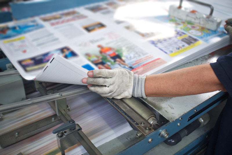 J&G Environmental Print Industry Waste Management